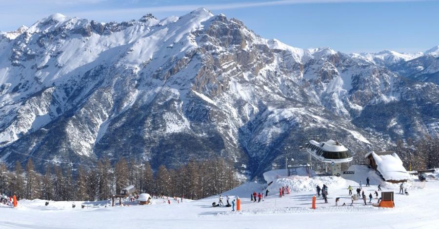 Puy Saint Vincent Station de ski